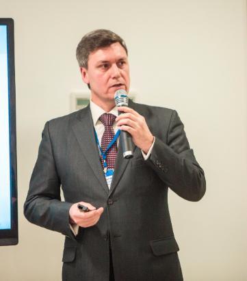 Александр Шаврин, консультант, бизнес-тренер